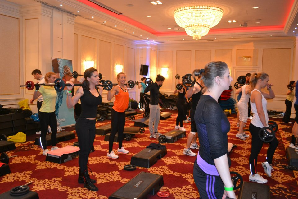 Coventia Internationala de Fitness din Romania 2012