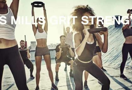 1 grit strength 2