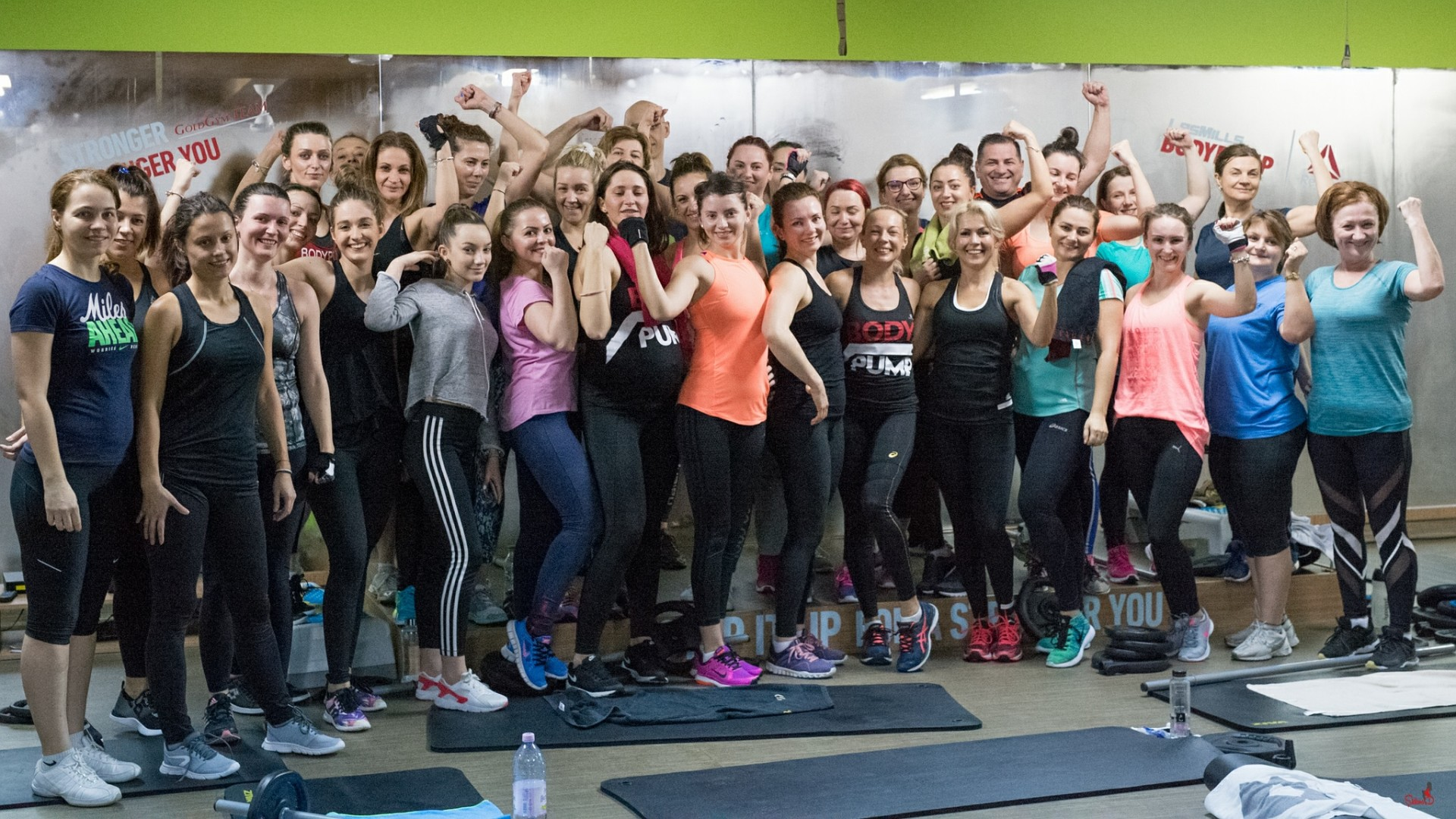 BODYPUMP 105 LAUNCH