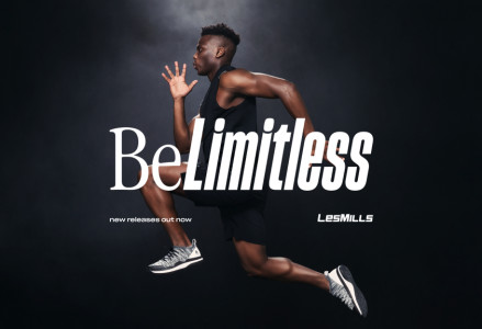 NOVEMBER 2018 BE LIMITLESS MALE DIGITAL SCREEN