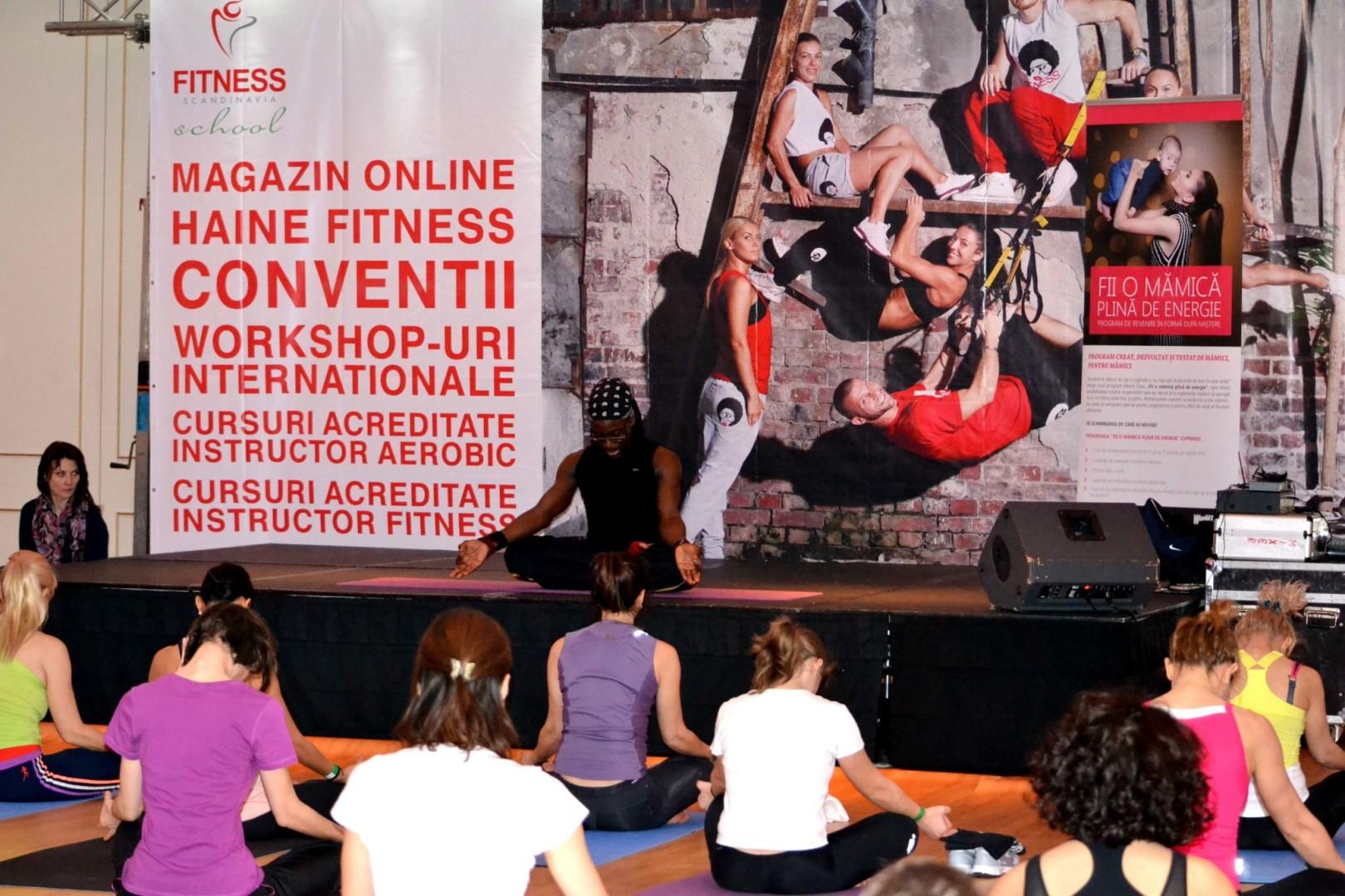International Fitness Convention 23-24.03.2013