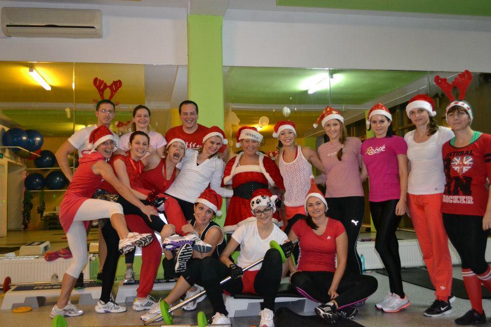 Christmas Steel Marathon 2012