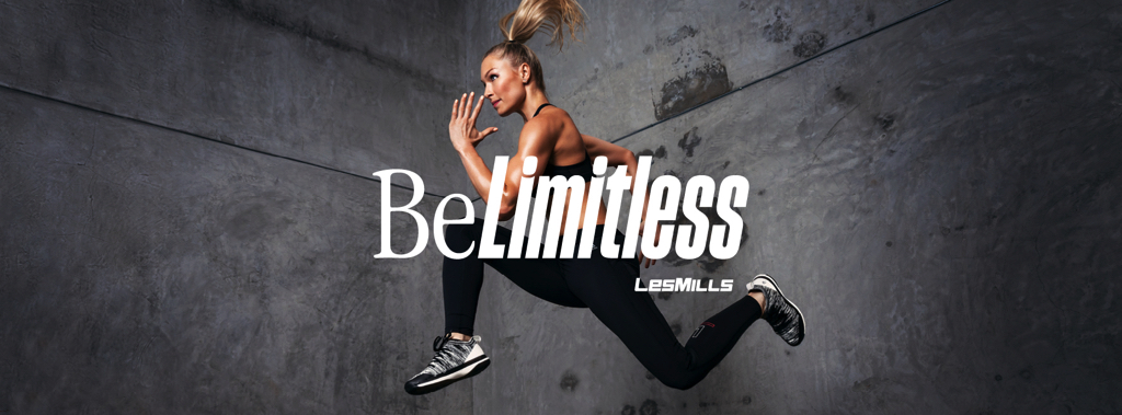 NOVEMBER 2018 BE LIMITLESS FEMALE FACEBOOK COVER